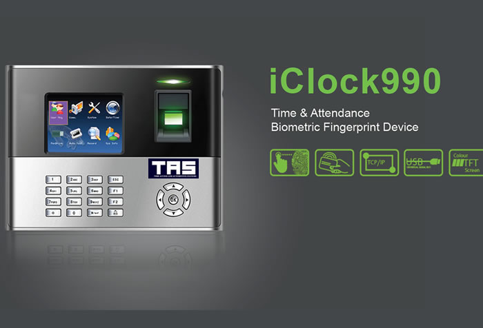 Biometric Time Attendance Terminal