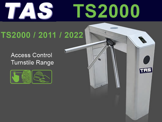 Access Control - turnstiles ts1000